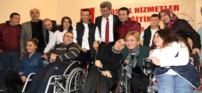 Başkan KAPLAN'ın 3 Aralık Dünya Engelliler Günü Mesajı
