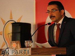 Ak Parti Beypazarı İlçe Başkanı Ali Çakıroğlu nun Madenciler Gunu Mesaji