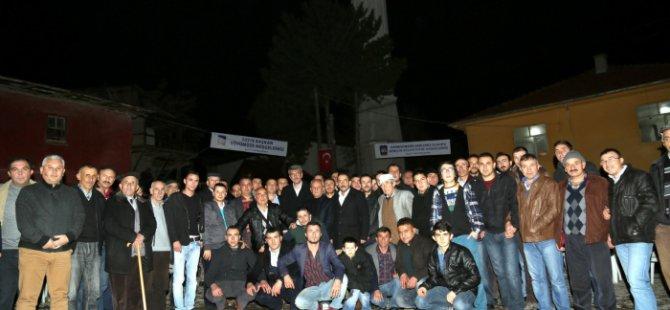 BEYPAZARI ADAÖREN MAHALLESİ'NDE GENÇLİK EĞLENCESİ DÜZENLENDİ.