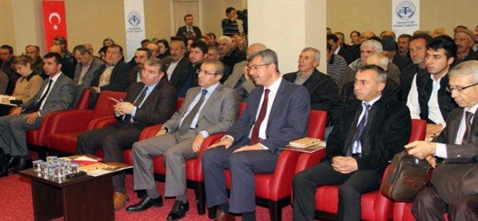 Beypazarı'nda AB Katılım Öncesi Yardım Aracı Kırsal Kalkınma Programı (IPARD) toplantısı yapıldı.