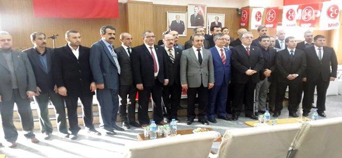 MHP  Nallıhan Olağan İlçe Kongresi Yapıldı