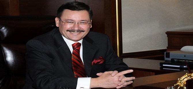 Ankara B.B.Başkanı  İ.Melih GÖKÇEK 2014 Yılını Değerlendirdi
