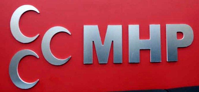 MHP Beypazarı İlçe Teşkilatı 3 Ocak 2015 Cumartesi Günü Konğresini Yapıyor