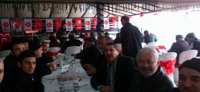 MHP Beypazarı İlçe Konğresi Devam Ediyor