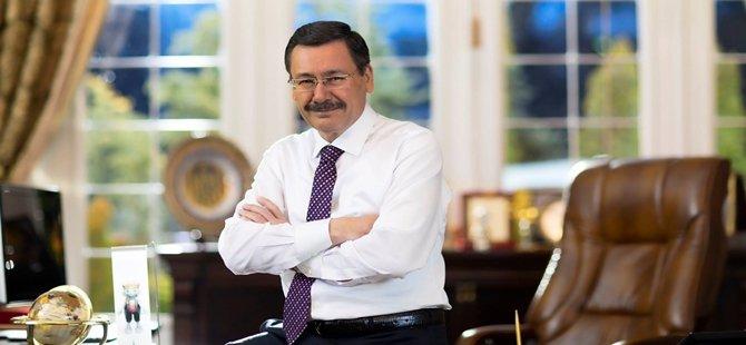 Ankara B. Bld. Bşk. Melih Gökçek Bugün 17 Radyo ortak yayınıyla canlı yayında