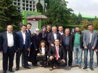 Beypazarı AK Parti İlçe Teşkilatı Anakara İl Danışma Meclis Toplantısına Katılmıştır