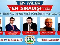 ÜlkeTv de EN SIRADIŞI Programı Canlı yayını Beypazarı'ndan yapılacak