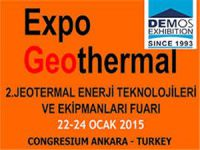 BEYPAZARI BELEDİYESİ 2. EXPO JEOTERMAL ENERJİ TEKNOLOJİLERİ VE EKİPMANLARI FUARI´NDA