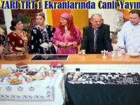 BEYPAZARI TRT 1 Ekranlarında Canlı Yayındaydı