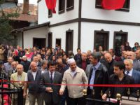 Beypazarı Beld.başk.Tuncer Kaplan KÖSELER CAMİİ 'sinin açılışını yaptı.