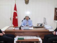 Beypazarı'na Yeni Atanan İlçe Emniyet Müdürü Özer ŞİMDİ Görevine Başladı