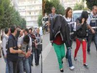 Evden Kaçan 13 ve 15 Yaşındaki Kızlar Beypazarı'nda Bulundu...