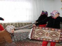 Beypazarı Belediyesi Evde Bakım Hizmetlerine Hızla Devam Ediyo