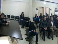 Ak Parti Beypazarı Gençlik Kolları İstişare Toplantısı Yaptı