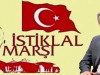 Beypazarı Belediye Başkanı Tuncer Kaplan İstiklal marşımızın kabulünün 94. yıldönümü münasebeti ile bir mesaj yayınladı