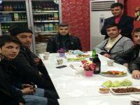 Ak Parti Beypazarı Gençlik Kolları Haftalık Olağan Toplantısını Yaptı