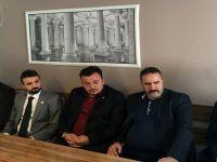 Osmanlı Ocakları ilçe Başkanı Ali Hancıoğlu'ndan Basına Kahvaltı