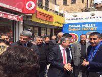 Ak Parti Mv Adayı Aydın ÜNAL Seçim Çalışmasına Beypazarından Başladı