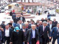 Ak Parti Beypazarı İlçe Teşkilatına Ziyaretler devam ediyor