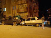 Beypazarı Hamzalar Mahallesinde Trafik Kazası 1 Yaralı...