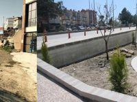 Beypazarı Belediyesi Çirkin Görüntüye Son Verdi