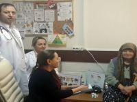Beypazarı Devlet Hastanesinde Diyabet Eğitim Birimi Hizmet Vermeye Başladı