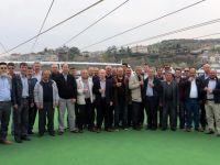 BTO İnşaat Komitesi Üyeleri ile 38.Yapı Fuarın da…