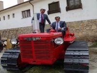 AZERBAYCAN CUMHURBAŞKANLIĞI VE BAKANLIK TEMSİLCİLERİ BEYPAZARI'NI GEZDİ