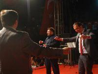 CHP 'nin  Beypazarı'nda Düzenlediği Halk Gecesi Çoşkulu Geçti