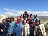 Pursaklar Belediyesi Hanım Evleri üyeleri Beypazarı'nı Gezdi