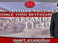MHP Beypazarı Mitingi  03.06.2015 Çarşamba Günü Saat 11:30'da Hanlar Önünde