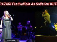 22. BEYPAZARI Festivali'nin As Solistleri KUTSİ ve İZEL