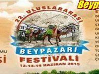 Beypazarı Festivale Hazırlanıyor...BU FESTİVAL KAÇMAZ...