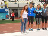 Mizgin AY'dan İki Türkiye Şampiyonluğu