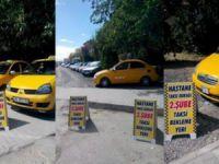 Beypazarı'nda Bir Taksi Durağı Daha Hizmete Girdi....