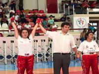 BEYPAZARI'LI SPORCULAR KİCK BOKSDA 2. OLDULAR