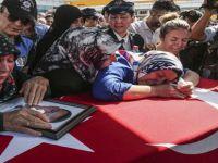 Ankara Şehidini Güdül'e Uğurladı...