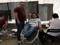 Beypazarı'nda Kan Bağışı Kampanyası Devam Ediyor