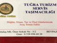 BEYPAZARI'NIN GÜVENİLİR OKUL SERVİSİ ''TUĞRA'' TURİZM OKUL KAYITLARINA BAŞLADI