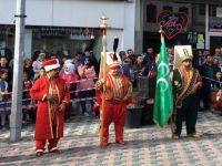 Beypazarı'nın  Tarihi Hanlarönü Meydanında Cumhuriyetimizin 92.Kutlamaları gerçekleşti