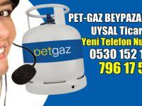 PET-GAZ Beypazarı Bayii UYSAL Ticaretin Yeni TÜP Sipariş Telefon Numaraları