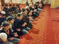 Beypazarı Anadolu Gençlik Derneği Sabah Namazı Buluşmaları Paşa Camisinde Yapıldı
