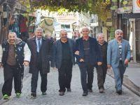 MHP'nin Taş Medreselilerinden Bir Gurup KARAŞAR'da Bir Araya Geldi