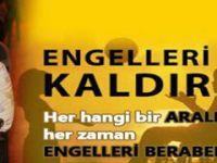 Belediye Başkanı Tuncer KAPLAN'ın Engelliler Günü Mesajı