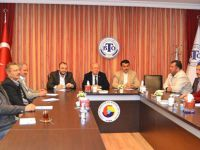 Beypazarı Ticaret Odası (BTO) Meslek Komiteleri ile İstişare Toplantısı Yapıyor