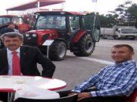 Başkan KAPLAN; Ankara Tarım Fuarında Beypazar'lı Doğanlar Standını Ziyaret Etti