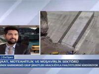 Uruş Barajının Projesini Beypazar'lı Alper EFE, EFELER-GRUP Adına Projelendiriyor