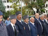 19 Eylül Gaziler Günü Beypazarı Atatürk Parkı´nda gerçekleştirilen törenle kutlandı