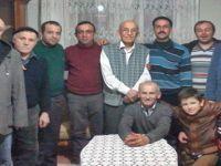 Köst Muhtarı Ahmet Ertürk ve Ekibi Arı Gibi Çalışıyor