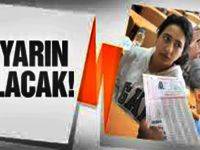 YGS Sınavı Yarın (13 Mart 2016) Pazar günü Beypazarı'mızda  yapılacak